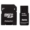 HAMA MICROSD/MICROSDHC USB ADAPTER SET