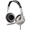 HAMA PC Headset HS-440 silver stereo