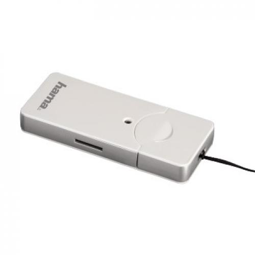 Mini Sd Kartenleser.Hama Usb 3 0 Card Reader Sd Microsd Whit
