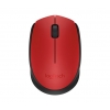 LOGI M171 Wireless Mouse RED