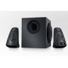 LOGI Z623 Speakers 2.1 black