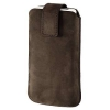 HAMA CHIC CASE MOB.PH.SLEEVE L BROWN