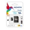 ADATA 16GB MicroSDHC UHS-I Class10 +ad