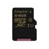 KINGSTON 64GB microSDXC CL10 UHS-I 90R/4