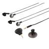 HAMA EAR1003BK 4IN1 Earphone Set with