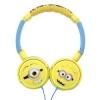 HAMA Minions On-Ear Kids Headphones