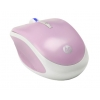 HP Wireless Mouse X3300 Pink