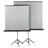 HAMA Tripod Projection Screen 155 x 155