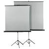 HAMA Tripod Projection Screen 125 x 125