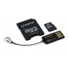 KINGSTON 4GB microSDHC Mobility Kit