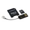 KINGSTON 32GB microSDHC Mobility Kit