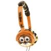 HAMA Sound Bites Tiger On-Ear Kids Head