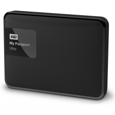 WD My Passport Ultra 500GB Black USB3.0