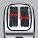 Skrudintuvas Electrolux EAT7100BK